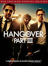 The Hangover Part III (DVD, 2013, 2-Disc Set, Special Edition) DISC IS MINT