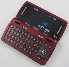 LG VX9200 enV3 Verizon Cell Phone CDMA (Red)