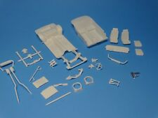 AMT 1968 Camaro Z28 Interior and Frame Chassis Set 1/25 Scale
