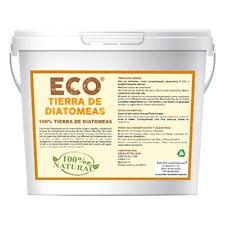 TERRE DE DIATOMÉES 5KG 100% MOULUE ÉCO-NATUREL-NO TOXIQUE ENVOI GRATUIT