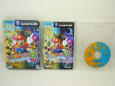 MARIO PARTY 6 Item Ref/ccc Game Cube Nintendo Import JAPAN Video Game gc