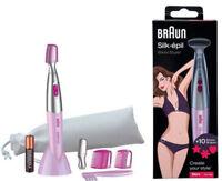 Braun FG1100 Silk Epil Ladies Precision Bikini/Eyebrow Hair Remover-Trimmer