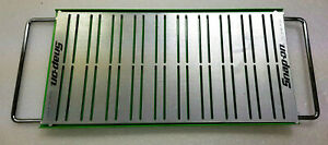 "SNAP-ON ™ Tools Magnetic Tool Socket Ratchet Organizer Holder Tray 16""X8"" Green"