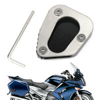 Kickstand Sidestand Enlarge Plate Pad for TRIUMPH SPEED TRIPLE S//R//RS