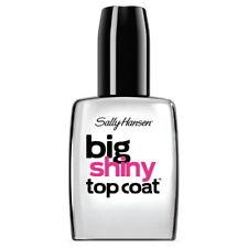 SALLY HANSEN Big Shiny Top Coat - Shiny Top Coat (3 Pack)