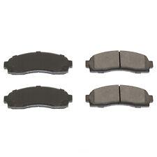 Disc Brake Pad Set-PM18 Posi-Mold Semi-Metallic Brake Pads Front Power Stop