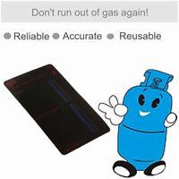 Butane Propane LPG Fuel Gas Tank Level Indicator Magnetic Gauge Caravan Bottle`