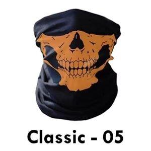 3D Men Women New Sun Shield Mask Washable Face Cover Neck Gaiter Bandana Scarf