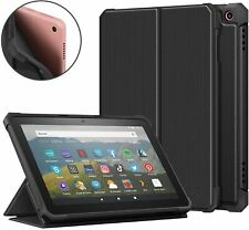 Slim Case For Amazon All-New Fire HD 8 & HD 8 Plus 10th Dual Stand Folding Cover