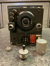 R-23/ARC-5 Receiver .19 - .55 Mcs. Q-5'er, Unmodified! Working!! w/Extras!!!