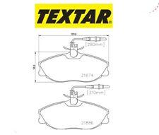 2167403 Kit pastiglie freno a disco ant.Citroen-Peugeot (MARCA-TEXTAR)