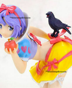 Fairy Tale - Vol.5 Snow White Shirayuki & Crow Classic 1/8 PVC Figure Lechery