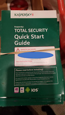 Kaspersky Total Security 3 PC/User 1 Year - Card - eMail Delivery READ