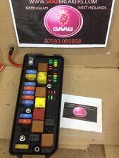 SAAB 9-3 UNDER BONNET FUSE BOARD / BOX UEC 12783251 & 519109706