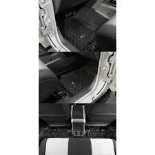 Fußmatten Fußschale schwarz Set 4-teilig Jeep Wrangler JK 07-18 2-Türer 12987.02