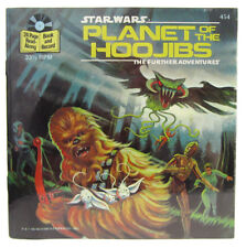 Vintage 1983 Star Wars Read-Along Storybook & Record Mint in Sealed Package MISP