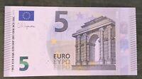 2013 five €  5 euro  European Paper Money UNC