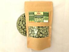 Pflanzenfutter Hafttabletten 350 g Fischutter 0,5 l TÜTE Tabletten Futter Welse