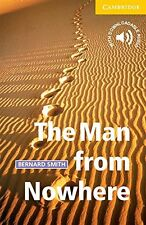The Man from Nowhere Level 2 (Cambridge English Readers) New Paperback Book Bern