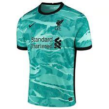 Liverpool 2020-21 Home Away Third Football Shirt Soccer Jersey