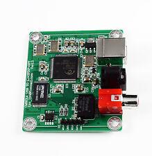 Cm6631a USB A SPDIF coassiale ottico 24/192 24bit 192khz Scheda Audio DAC finito