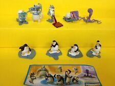 Komplettsatz Die Pinguine Aus Madagascar mit einen  BPZ Neutral