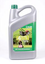 ALM 4 Stroke Engine Oil 5 Litre Suitable for Petrol Lawnmowers Diesel Engines