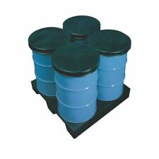 More details for black oil drum type cover single - sby12066