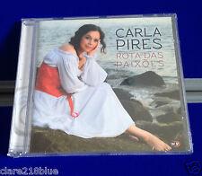 NEW SEALED  Carla Pires - Rota das Paixoes (2012) CD International