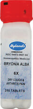 Bryonia Alba by Hyland's Homeopathic, 250 tablets 30X