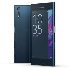 Sony Xperia  XZ   F8331-  32GB-  Forest Blue   (Unlocked)   Smartphone