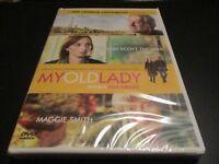 "DVD NEUF ""MY OLD LADY"" Kevin KLINE, Fristin SCOTT THOMAS, Maggie SMITH"