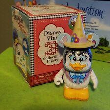 "Disney Vinylmation 3"" Park Set 1 Nursery Rhymes Mother Goose w/ Box"