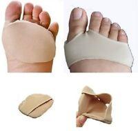 Ball Of Foot Gel Pads Cushions Forefoot Metatarsal Hard Skin Morton's Neuroma