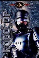 NEW DVD // Robocop  // Peter Weller, Nancy Allen, Ronny Cox, Kurtwood Smith, Dan