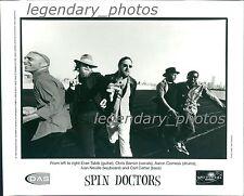 Spin Doctors DAS & Universal Records Original Press Photo