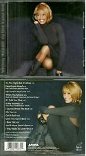 CD - WHITNEY HOUSTON : MY LOVE IS YOUR LOVE