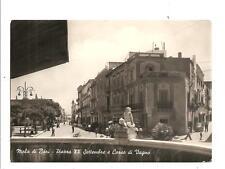 MOLA DI BARI  -  Piazza  XX Settembre e Corso di Vagno