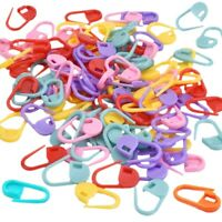 2X(400 Pieces Crochet Locking Stitch Markers,Knitting Stitch Counter Needl C5G7