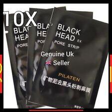 PILATEN Blackhead Remover Black Mask Deep Pore Cleansing Face Peel Off Mask 10X