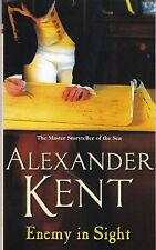 Enemy In Sight Alexander Kent - New Paperback Book