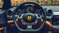 Ferrari GTC4Lusso T Interior Canvas  Wall Art  20x30 INCHES