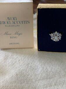 Avon Moon Magic Ring-medium