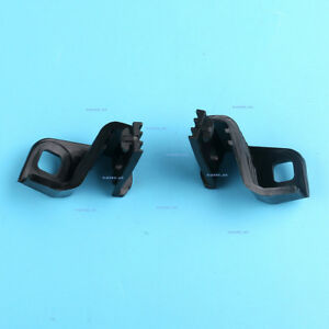 Pair Headlight Bracket Holder Left Right fit BMW F30 F31 F32 F33 F36 3/4 Series