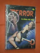 FUMETTO HORROR -TERROR PICCOLI- doppi - N° 177 - ANNO 1984  edizioni erregi-rg
