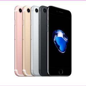 Apple iPhone 7 32GB Black/Silver/Rose Gold/Red Unlocked Verizon at&t Tmobile