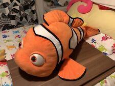 "Genuine Original Disney Finding Nemo Jumbo Size 28"" NEMO Soft Plush Toy. Hasbro."