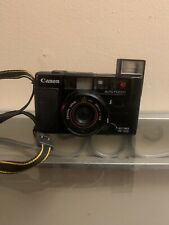 Vintage Canon AF35M f2.8 38mm 1:28 Point & Shoot Film Camera Untested As Is