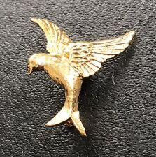 Vintage Bird Brooch Pin Napier