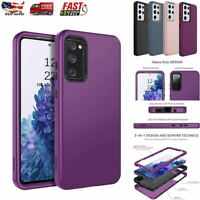 For Samsung Galaxy S20 FE 5G Case Hybrid Shockproof Heavy Duty Protective Cover